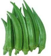 Farmnwe Fresh Ladies finger /bendakaya -1KG