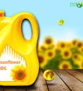 Branded Refined Sun flower Oil – 5 Ltr