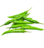Farmnwe Fresh Green Chillies / Mirchi 500 Gms